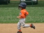 Greatest Moments from a Kids Baseball Game