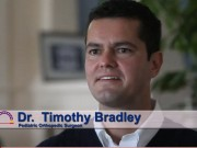 Dr. Timothy Bradley discusses sports medicine treatment options for kids