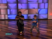 6 year old hip-hop dancer Tanner Edwards dancing with tWitch