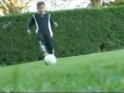 6 Year Old Soccer Star