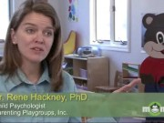 Dr. Raney Hackney talks about praising kids