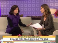 Dr. Michele Borba talks about Child/Teacher Problems