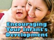 Tips for Encouraging your Baby's development
